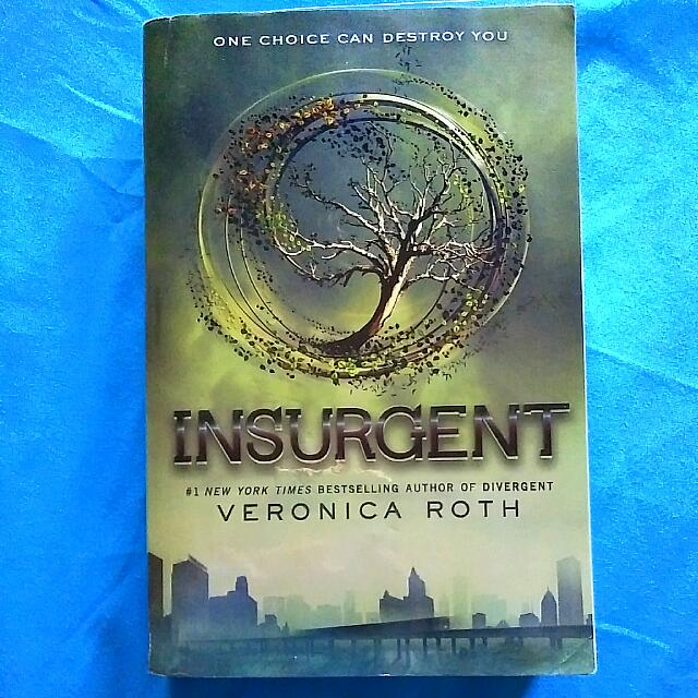 Insurgent (Veronica Roth)
