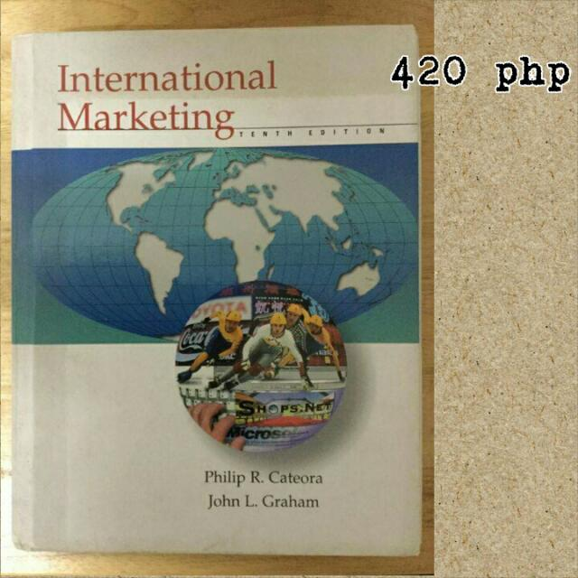 International Marketing Book