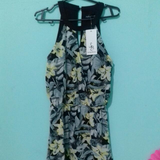 Item: Printed Dress
