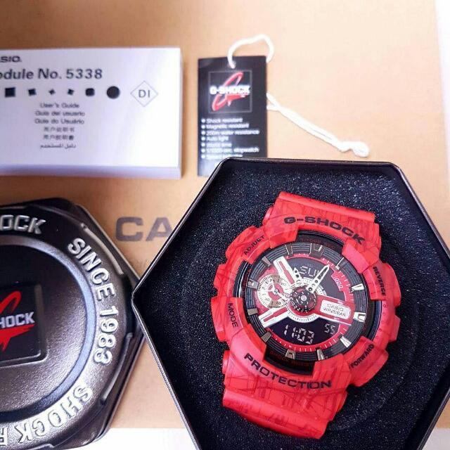 Jam Tangan G - Shock ORIGINAL