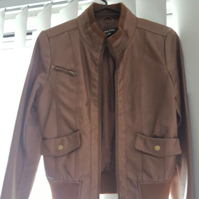 Jay Jays Leather Jackeg
