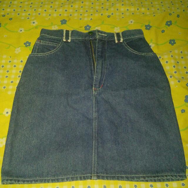 Rok Jeans Tommy International