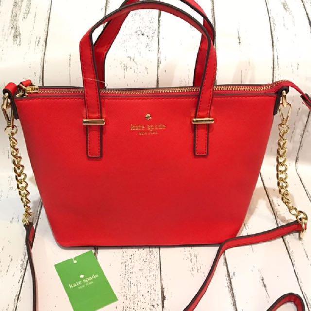 Kate Spade Leather Sling Bag