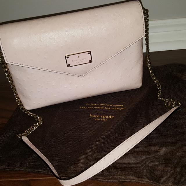 Kate Spade Pale Pink Small Purse