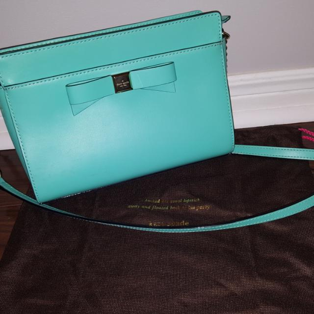 Kate Spade Teal Small Purse