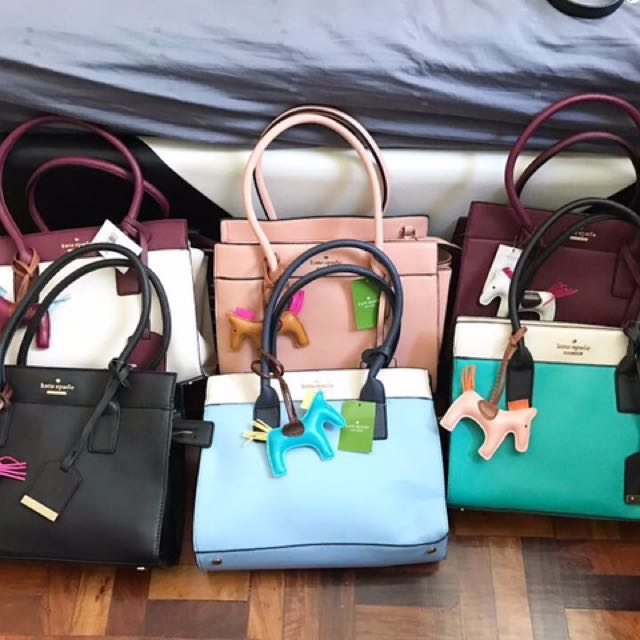 Kate Spade Two Way Leather