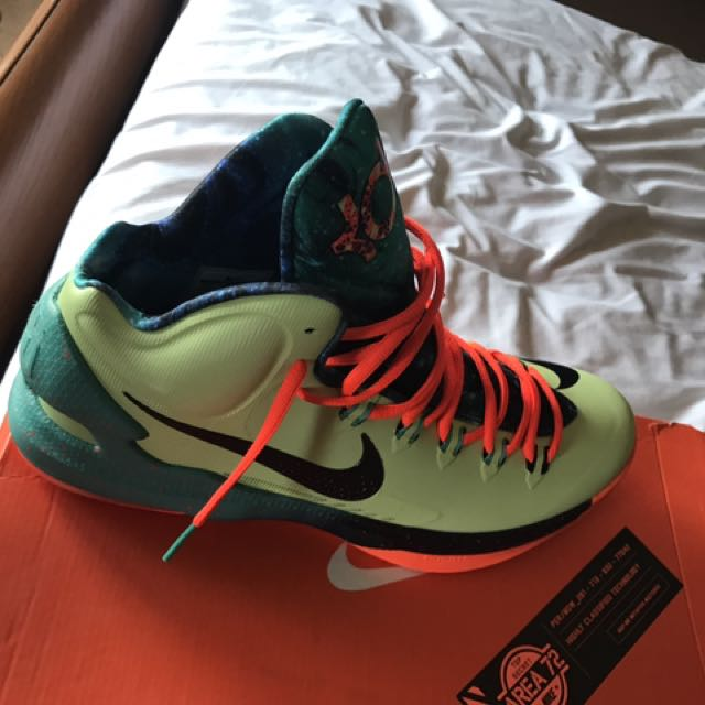 KD 5 All Star Area 72'