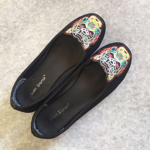 Kenzo Flatshoes