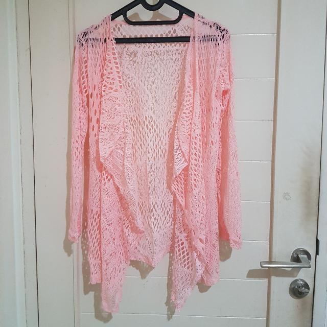 Knitted Longcardi