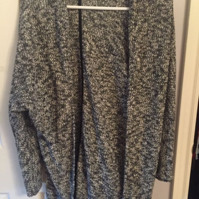 Long Over Size Sweater
