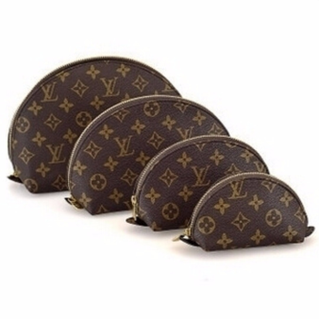 LV Makeup Bag Sets