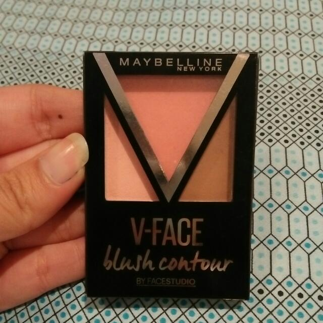 Maybelline V-Face Blush Contour