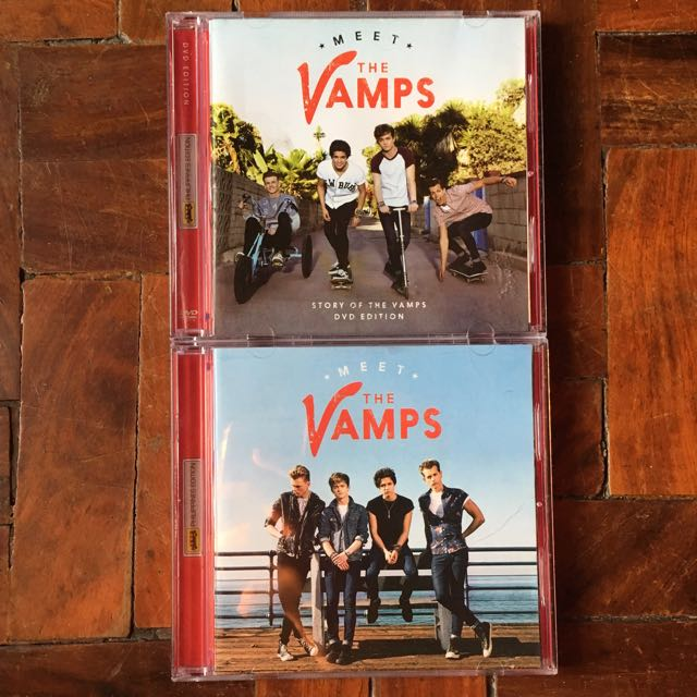‼️ REPRICED ‼️ Meet The Vamps