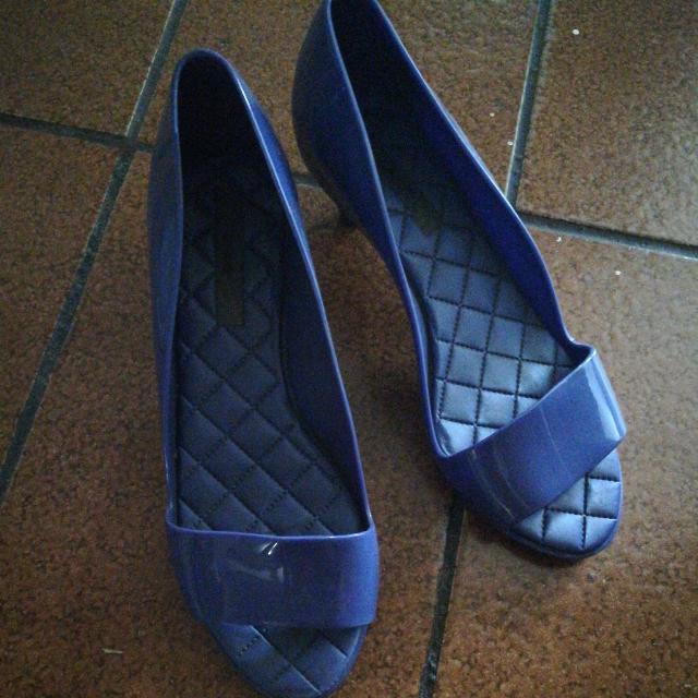 Melissa jelly heels