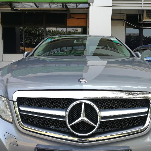 of the front logo road nontaburi mercedes mar bangkok image benz international car grill showed motor at on off show thailand an in