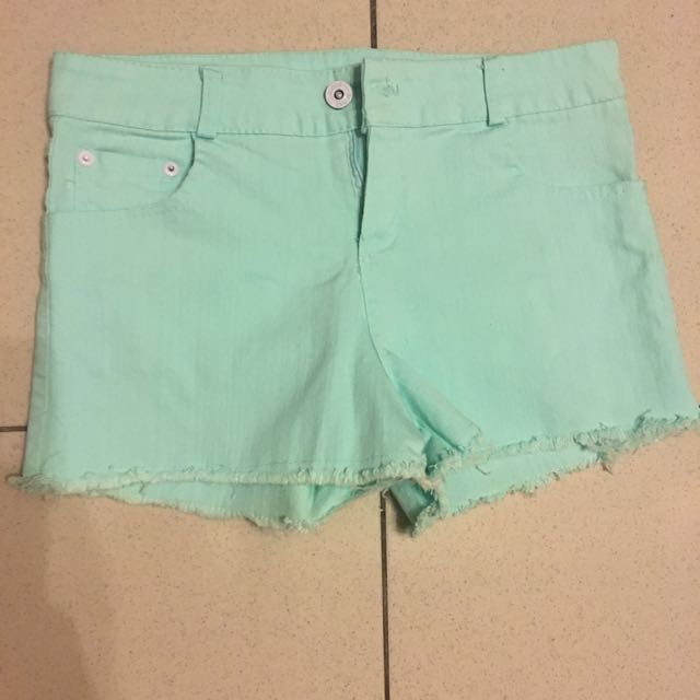 Never Used: Teal Shorts