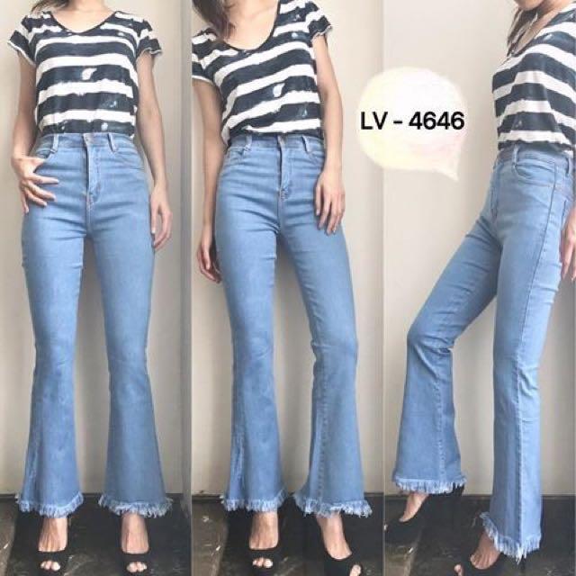 [NEW] celana jeans cutbray rawis ukuran 27 blm lepas tag dijual karena kekecilan