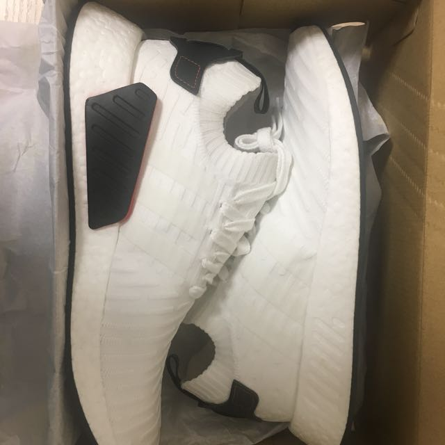 online store 93e08 4e66b NMD R2 PK (BY3015), Men's Fashion, Footwear on Carousell