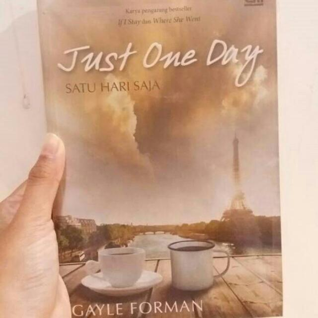 Novel Just One Day