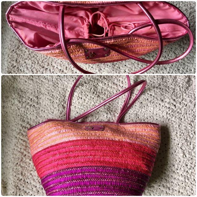 Ombré Beach Bag