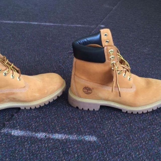Original Timberlands