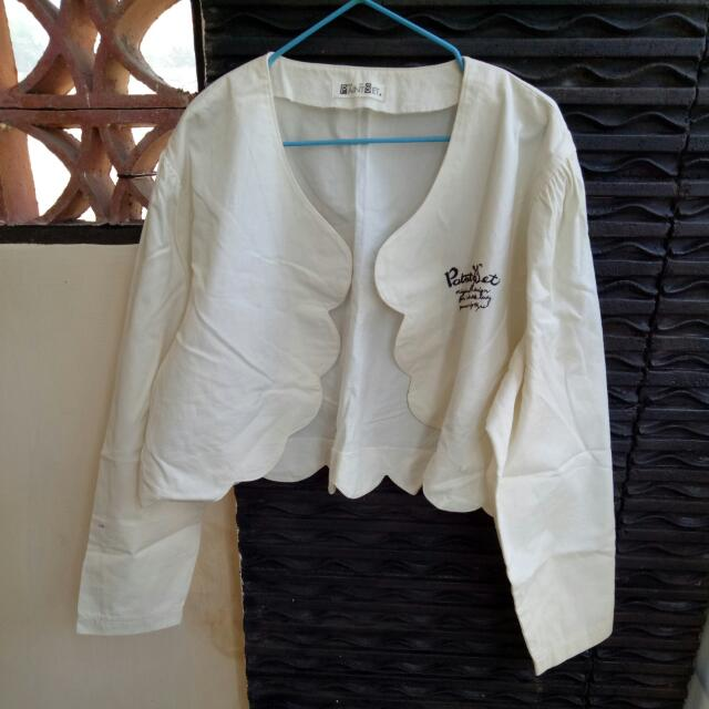 Outer Crop Tee