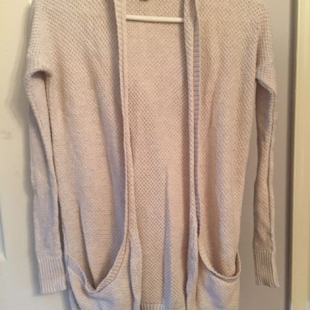Over Size Long Sweater