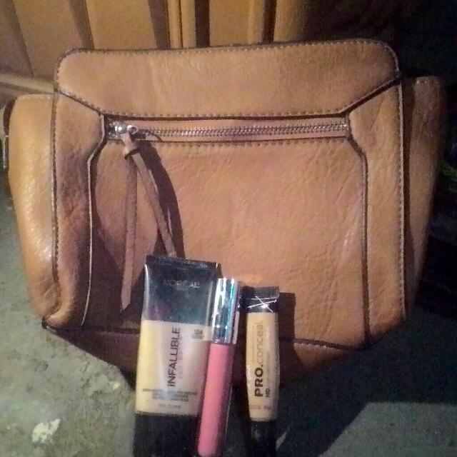 Paketas Tas+kosmetik