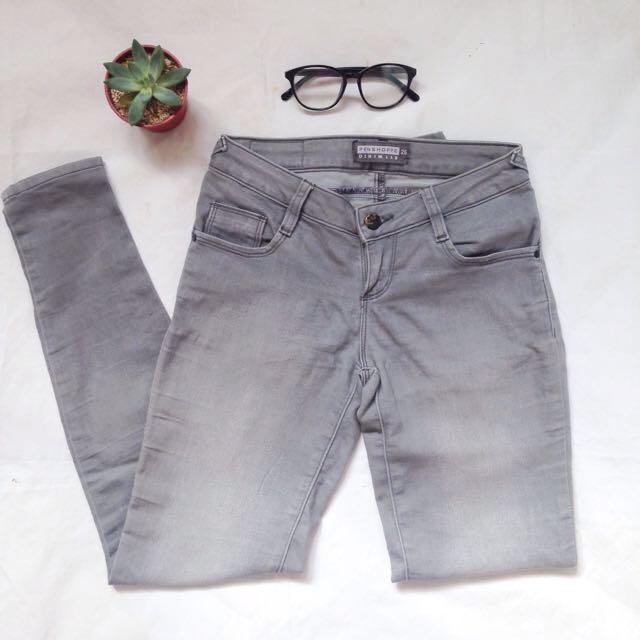 Penshoppe Grey Jeans