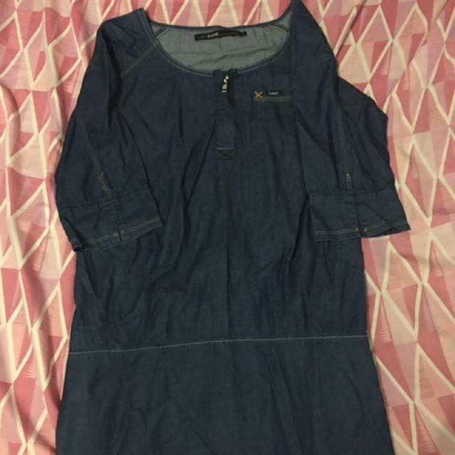 Pre loved Mini Dress(LEE)