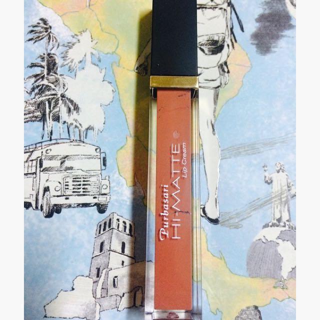 Purbasari HI - MATTE Lip Cream