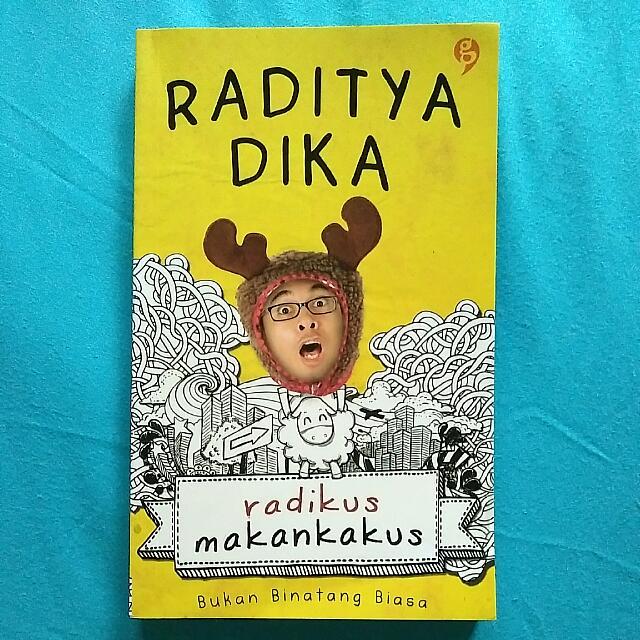 Radikus Makankakus (Raditya Dika)