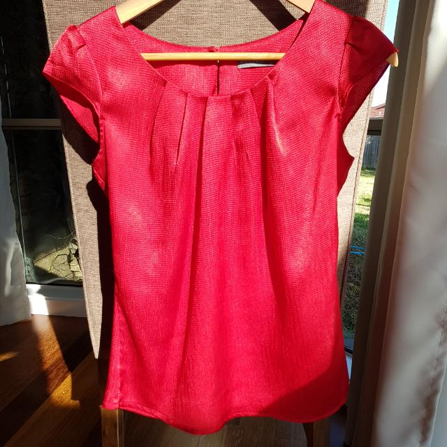 Red Forcast Work Top