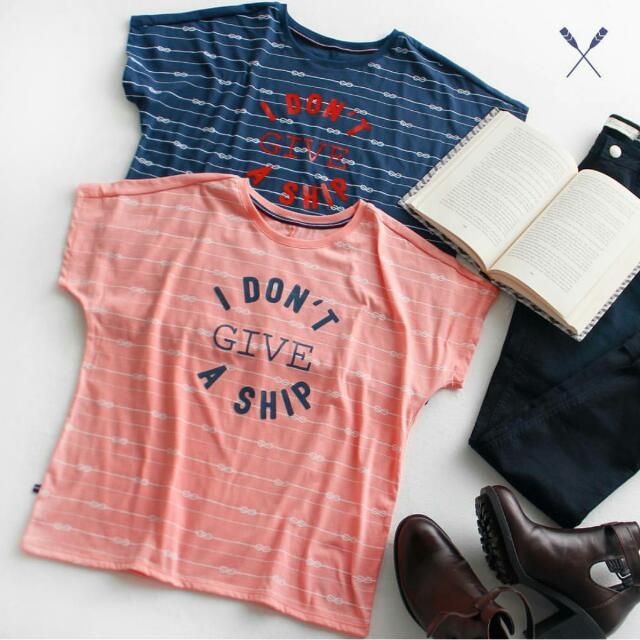 Regatta Pink Tee Shirt Blouse