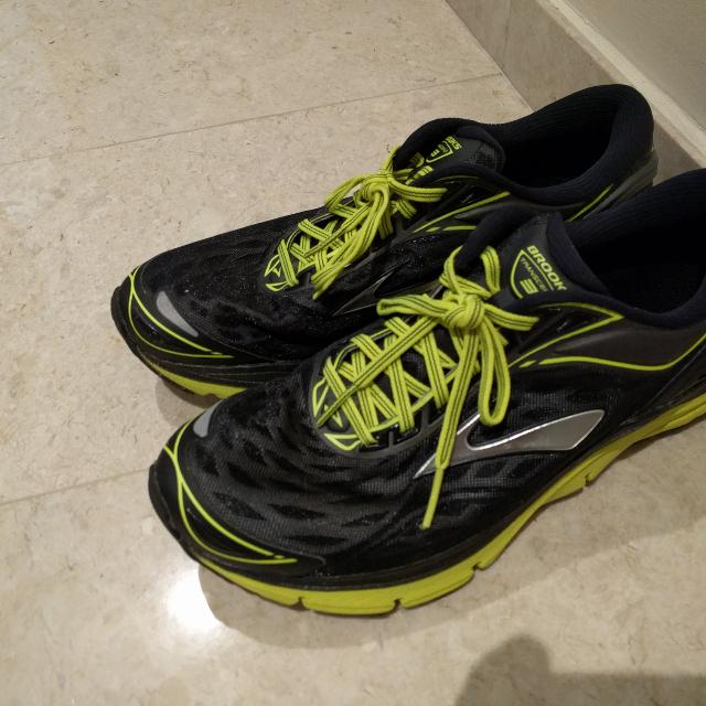 pretty nice f3431 e7578 Road Running Shoe - Brooks Transcend 3 (US Size 10)