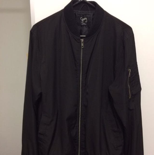 "Roger David ""Stray"" Bomber Jacket"