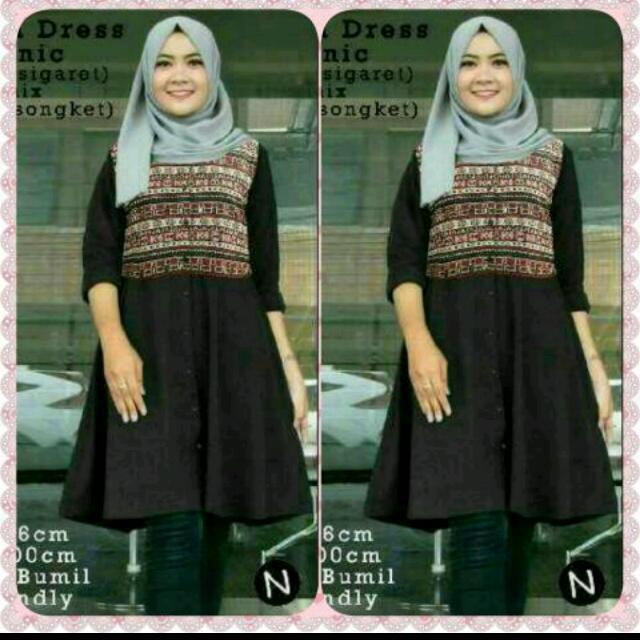 Sahara Dress  Tunic