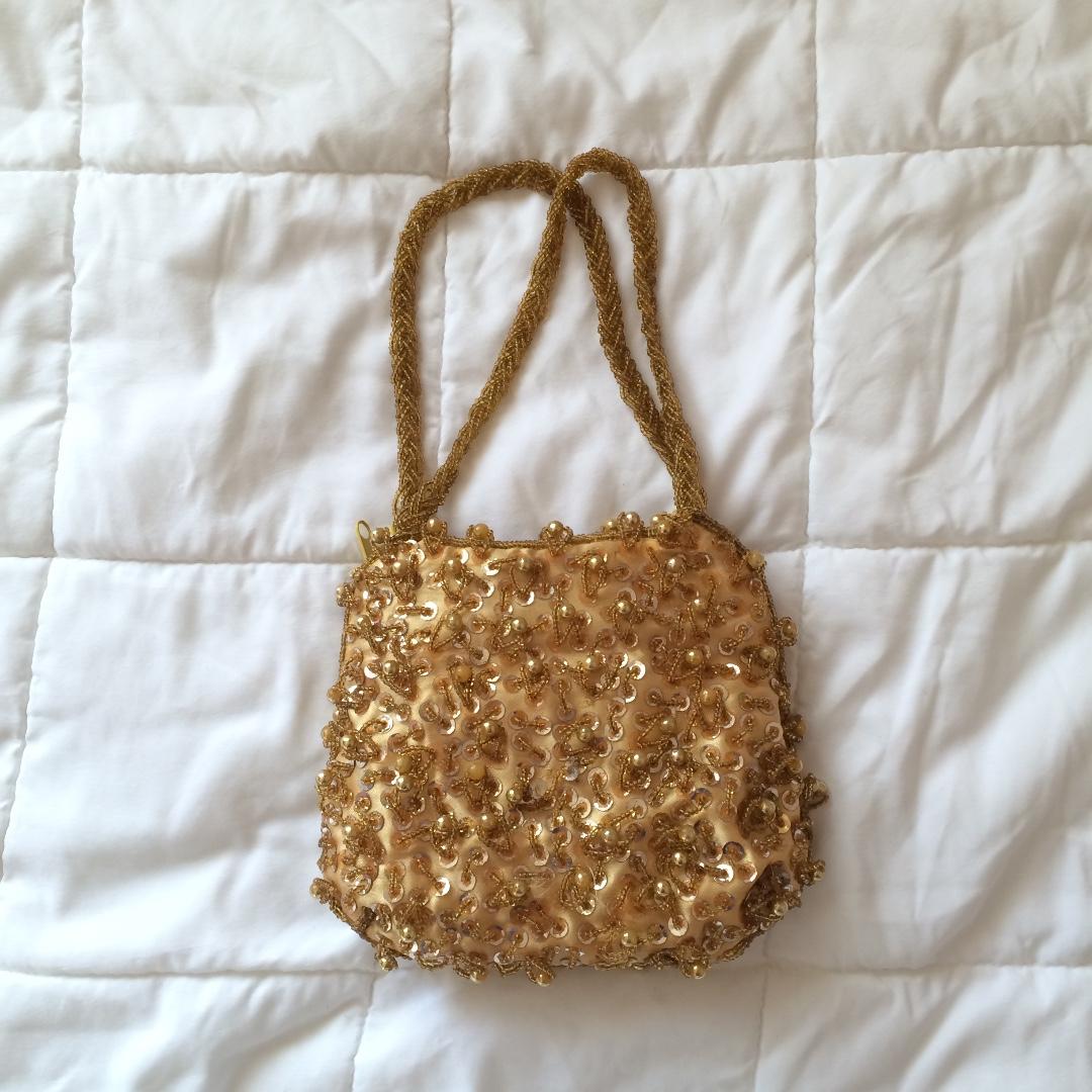 Sequin Party handbag
