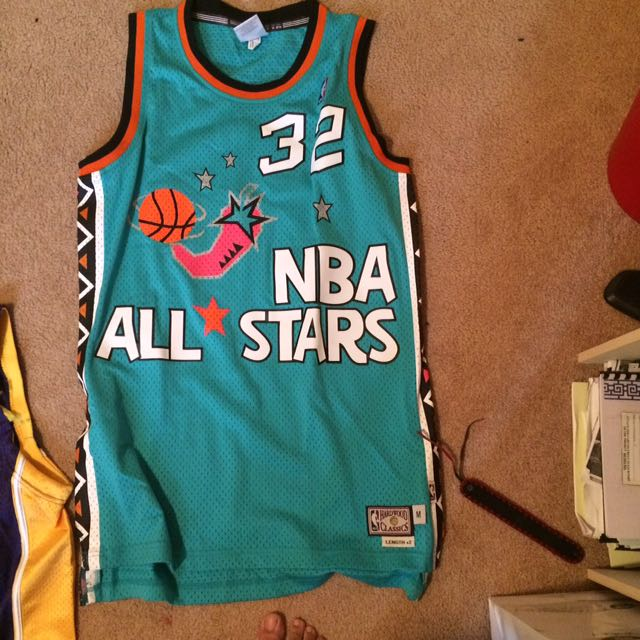 Shaquille O'Neal All Star NBA Jersey