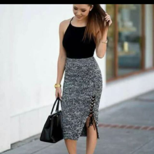 Skirt And Top Pair