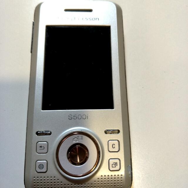 Sony S500i 手機
