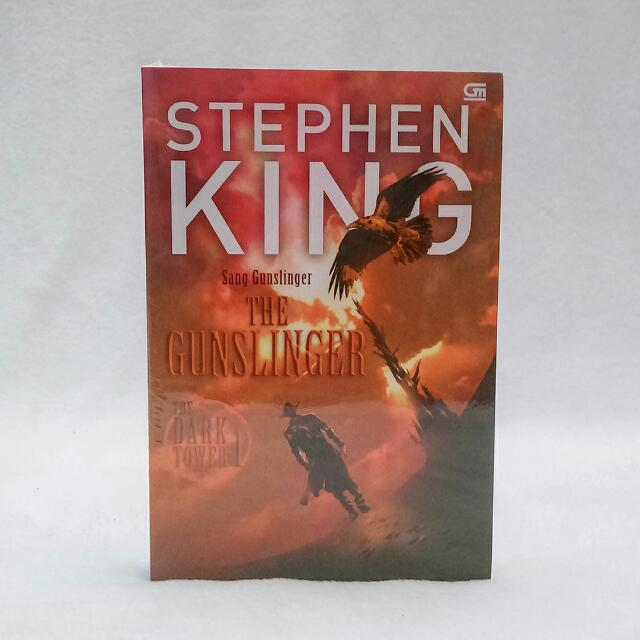 Stephen King - The Gunslinger