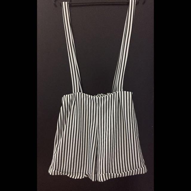 Stripe Overall / Jumper