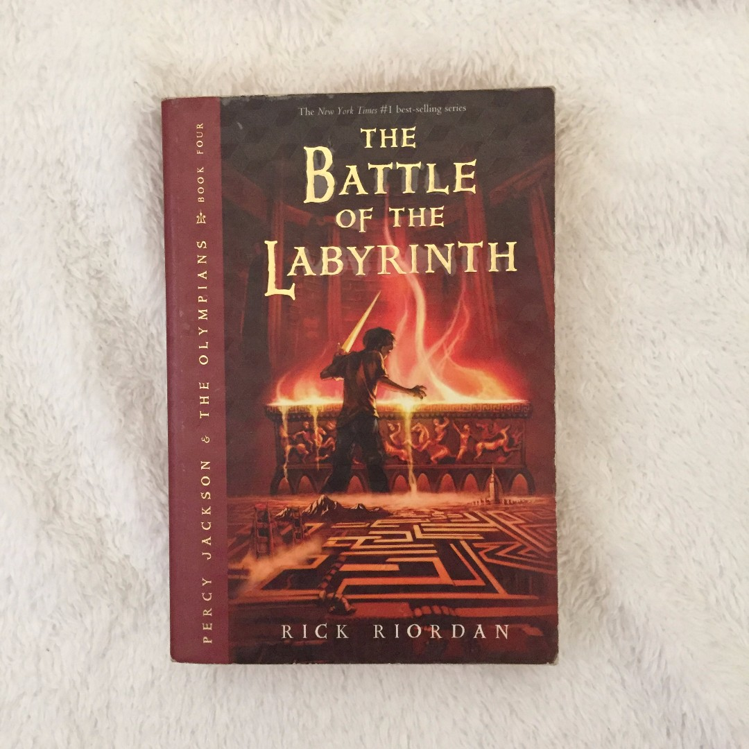 The Battle of Labyrinth