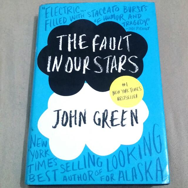 The Fault In Our Stars (Hard Bound)