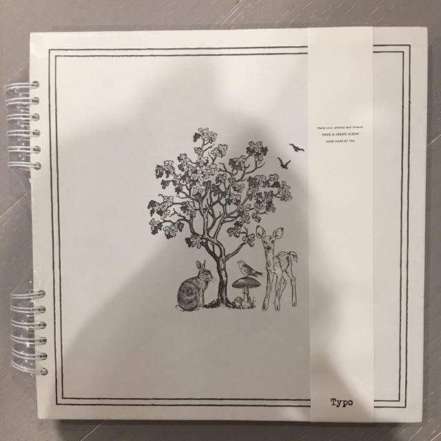 Typo Make And Create Book