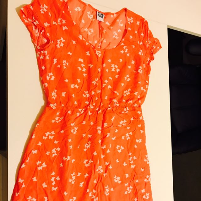 Vera Moda Summer Cotton Dress