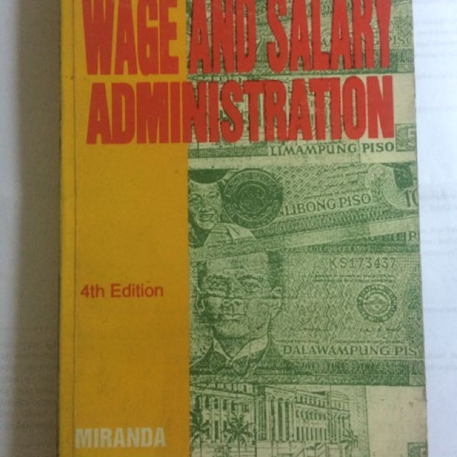 Wage & Salary Administration