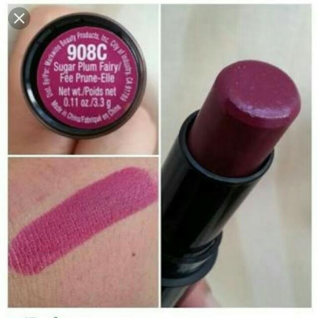 Wet And Wild Megalast Lipstick