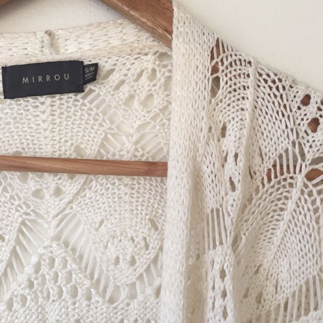 White Cotton Kimono 🌸🌸